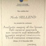 Aesthetic surgery of the breast symposium 2008